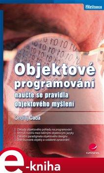 Obálka titulu Objektové programování