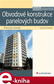 Obálka titulu Obvodové konstrukce panelových budov