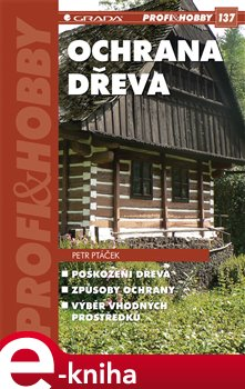Obálka titulu Ochrana dřeva