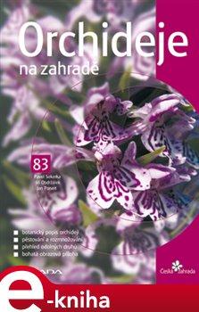 Obálka titulu Orchideje na zahradě