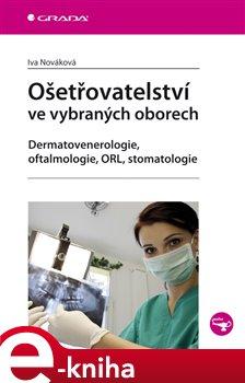 Obálka titulu Ošetřovatelství ve vybraných oborech