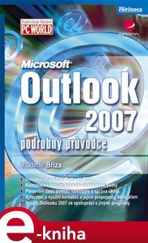 Obálka titulu Outlook 2007