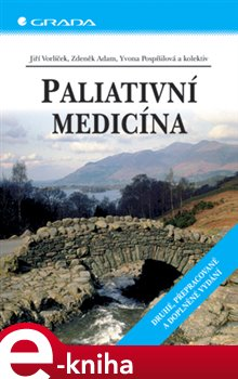 Obálka titulu Paliativní medicína