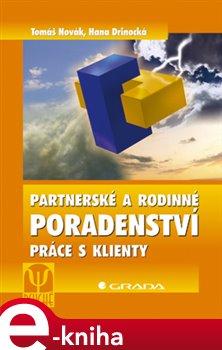 Obálka titulu Partnerské a rodinné poradenství
