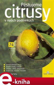 Obálka titulu Pěstujeme citrusy v našich podmínkách