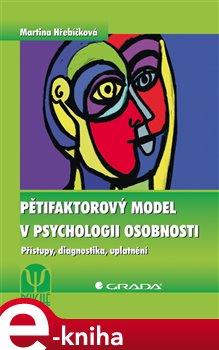 Obálka titulu Pětifaktorový model v psychologii osobnosti