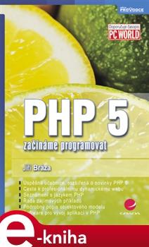 Obálka titulu PHP 5