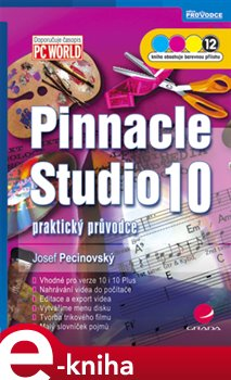 Obálka titulu Pinnacle Studio 10