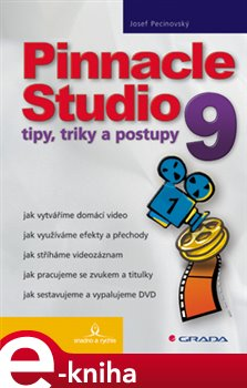 Obálka titulu Pinnacle Studio 9