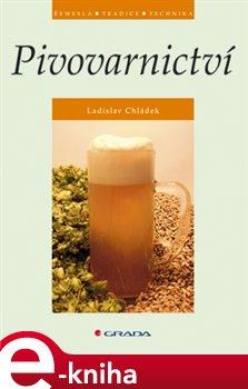 Obálka titulu Pivovarnictví