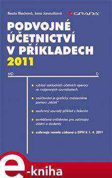 Obálka titulu Podvojné účetnictví v příkladech 2011