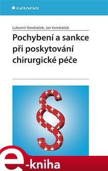 Obálka titulu Pochybení a sankce při poskytování chirurgické péče