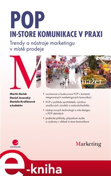Obálka titulu POP - In-store komunikace v praxi