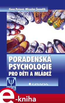 Obálka titulu Poradenská psychologie pro děti a mládež