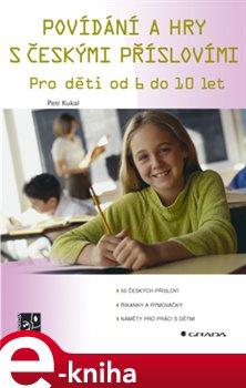 Obálka titulu Povídání a hry s českými příslovími
