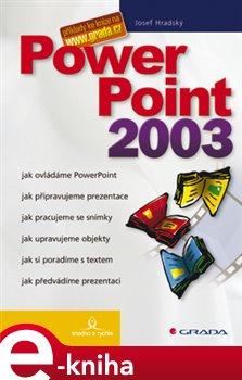 Obálka titulu PowerPoint 2003