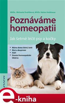 Obálka titulu Poznáváme homeopatii