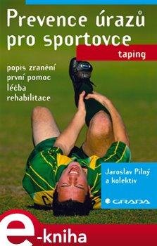 Obálka titulu Prevence úrazů pro sportovce