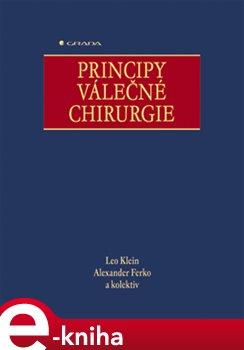 Obálka titulu Principy válečné chirurgie