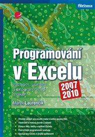 Programování v Excelu 2007 a 2010