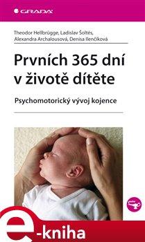Obálka titulu Prvních 365 dní v životě dítěte