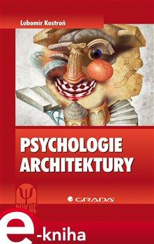 Obálka titulu Psychologie architektury