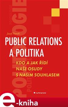 Obálka titulu Public relations a politika