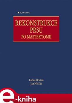 Obálka titulu Rekonstrukce prsu po mastektomii