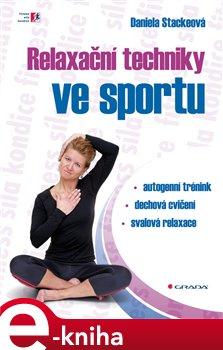 Obálka titulu Relaxační techniky ve sportu