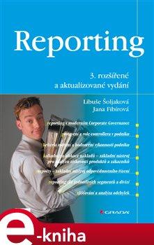 Obálka titulu Reporting