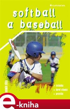 Obálka titulu Softball a baseball