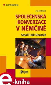 Obálka titulu Společenská konverzace v němčině