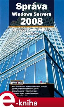 Obálka titulu Správa Windows Serveru 2008