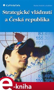 Obálka titulu Strategické vládnutí a Česká republika