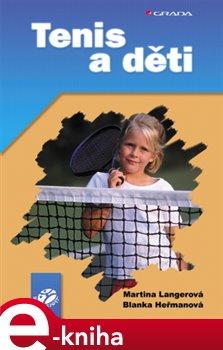 Obálka titulu Tenis a děti