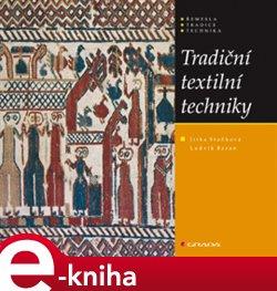 Obálka titulu Tradiční textilní techniky