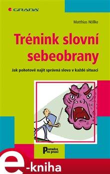 Obálka titulu Trénink slovní sebeobrany