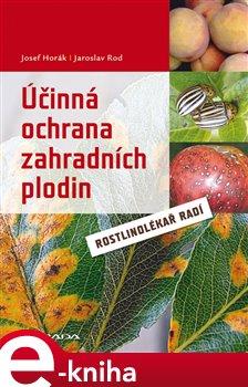 Obálka titulu Účinná ochrana zahradních plodin
