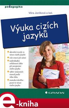 Obálka titulu Výuka cizích jazyků