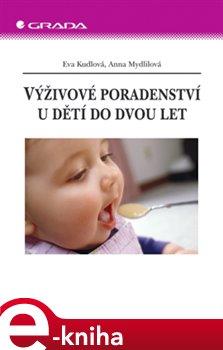 Obálka titulu Výživové poradenství u dětí do dvou let