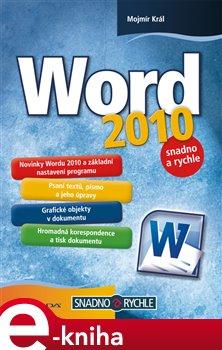 Obálka titulu Word 2010