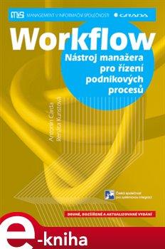 Obálka titulu Workflow
