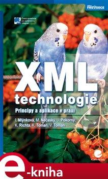 Obálka titulu XML technologie