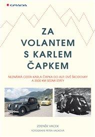 Za volantem s Karlem Čapkem