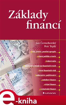 Obálka titulu Základy financí