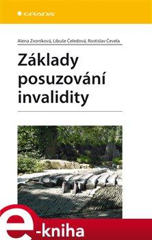 Obálka titulu Základy posuzování invalidity