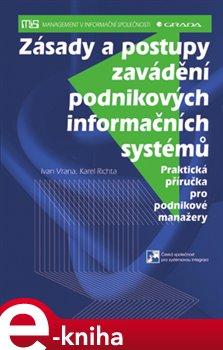 Obálka titulu Zásady a postupy zavádění podnikových informačních systémů