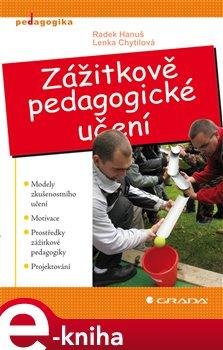 Obálka titulu Zážitkově pedagogické učení