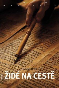 Obálka titulu Židé na cestě