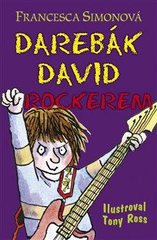 Obálka titulu Darebák David rockerem